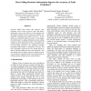 Does calling structure information improve the accuracy of fault prediction?