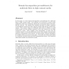 Domain Decomposition Preconditioners for Multiscale Flows in High-Contrast Media
