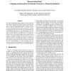 Domesticating Bead: adapting an information visualization system to a financial institution