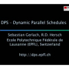 DPS - Dynamic Parallel Schedules
