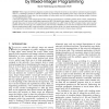 Drawing and Labeling High-Quality Metro Maps by Mixed-Integer Programming