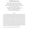 DRES: Dynamic Range Encoding Scheme for TCAM Coprocessors
