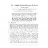 DSL Weaving for Distributed Information Flow Systems