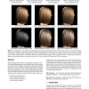 Dual scattering approximation for fast multiple scattering in hair