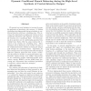Dynamic Conditional Branch Balancing during the High-Level Synthesis of Control-Intensive Designs