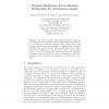 Dynamic Evaluation of Coordination Mechanisms for Autonomous Agents
