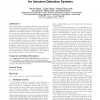 Dynamic information source selection for intrusion detection systems