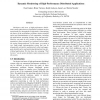 Dynamic Monitoring of High-Performance Distributed Applications