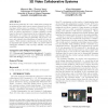 Dynamic overlay multicast in 3D video collaborative systems