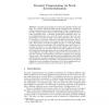 Dynamic Programming via Static Incrementalization