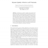 Dynamic Quality of Service on IP Networks