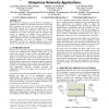 Dynamic service discovery and composition for ubiquitous networks applications