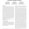 Dynamic warp subdivision for integrated branch and memory divergence tolerance