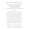 Dynamics and Robustness of Familiarity Memory