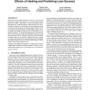 Dynamics of bidding in a P2P lending service: effects of herding and predicting loan success