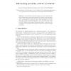 E2E Blocking Probability of IPTV and P2PTV