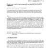 E-mail as an Enabling Technology in Brazil: The CNPq/ProTeM-CC Experience
