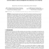 Economic models for resource management and scheduling in Grid computing