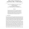Edge of Chaos Computation in Mixed-Mode VLSI - A Hard Liquid