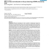 Effect of data normalization on fuzzy clustering of DNA microarray data