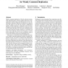 Effective and efficient compromise recovery for weakly consistent replication
