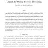 Effective Capacity Analysis of Cognitive Radio Channels for Quality of Service Provisioning