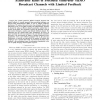 Effects of Imperfect Channel State Information on Achievable Rates of Precoded Multi-User MIMO Broadcast Channels with Limited F