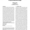 Efficiency and redistribution in dynamic mechanism design