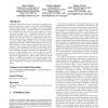 Efficient agent-based models for non-genomic evolution