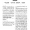 Efficient algorithms for constructing decision trees with constraints