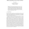 Efficient Algorithms for the 2-Center Problems