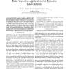 Efficient and Robust Database Support for Data-Intensive Applications in Dynamic Environments