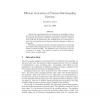 Efficient Generation of Poisson-Disk Sampling Patterns
