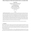 Efficient Management of Multi-Linked Negotiation Based on a Formalized Model