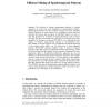Efficient Mining of Spatiotemporal Patterns