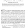 Efficient Multilevel Eigensolvers with Applications to Data Analysis Tasks