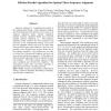 Efficient Parallel Algorithm for Optimal Three-Sequences Alignment