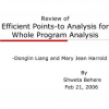 Efficient Points-to Analysis for Whole-Program Analysis