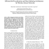 Efficient Self-Localization and Data Gathering Architecture for Wireless Sensor Networks