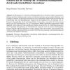 Einfluss von betrieblichen und soziodemografischen faktoren auf die nutzung von IT-basierten planungshilfen durch landwirtschaft