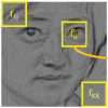 A Robust Elastic and Partial Matching Metric for Face Recognition