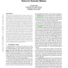 Eliciting Forecasts from Self-interested Experts: Scoring Rules for Decision Makers