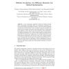 Elitistic Evolution: An Efficient Heuristic for Global Optimization