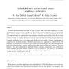 Embedded web server-based home appliance networks