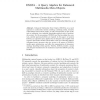 EMMA - A Query Algebra for Enhanced Multimedia Meta Objects