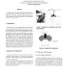 Empirical Calibration Method for Adding Colour to Range Images