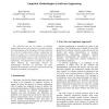 Empirical Methodologies in Software Engineering