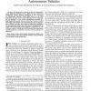 EMS-Vision: a perceptual system for autonomous vehicles