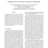 Enabling Context-Aware and Privacy-Conscious User Data Sharing