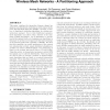 Enabling distributed throughput maximization in wireless mesh networks: a partitioning approach